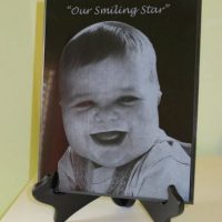 Laser Etched Plaque UK
