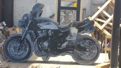 Motorcycle headstones and memorials UK