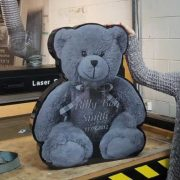 Teddy bear memorial UK