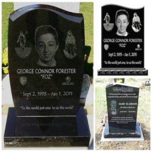 Headstones - Lawn Memorials